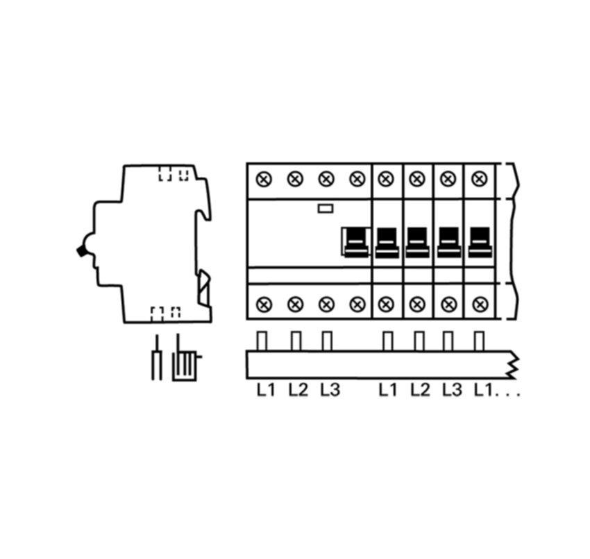 Busch-Jaeger: schaltplan sicherungskasten fi ls |